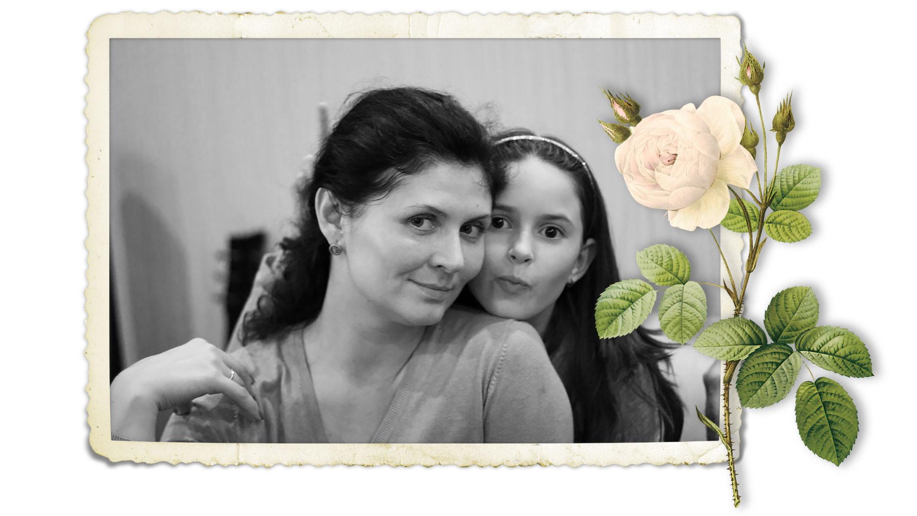 Эллина Скворцова и её дочь Дарья Арташина. Коллаж © L!FE Фото: © ok.ru