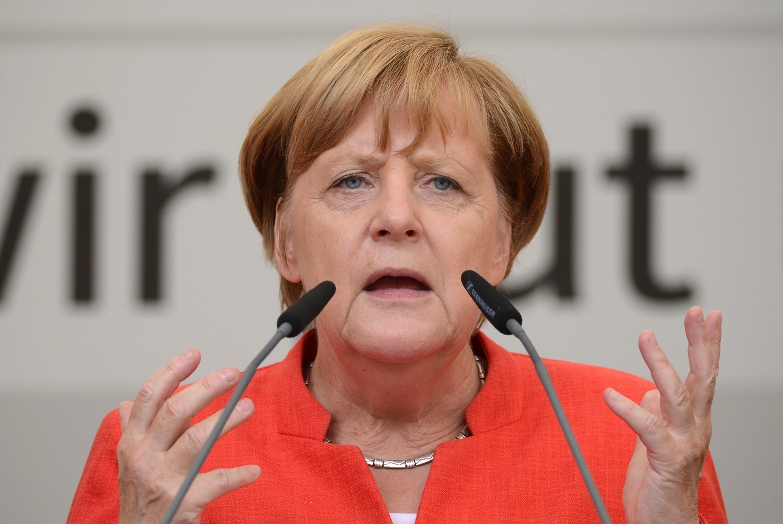 <p><span>Канцлер Германии Ангела Меркель. Фото &copy; РИА Новости/Алексей Витвицкий</span></p>