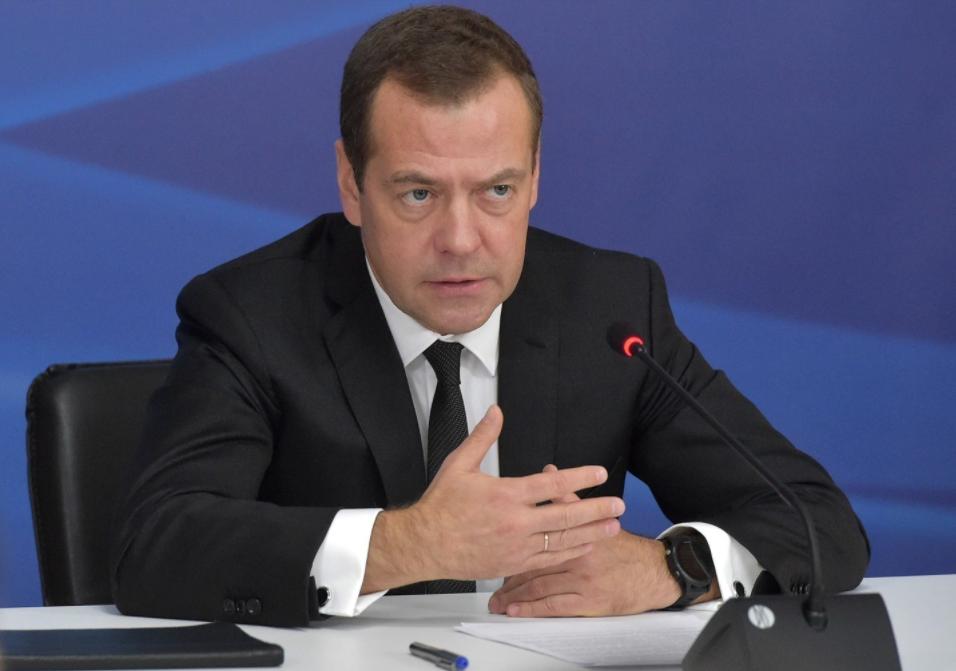 <p>Дмитрий Медведев. Фото: &copy;РИА Новости/Александр Астафьев</p>