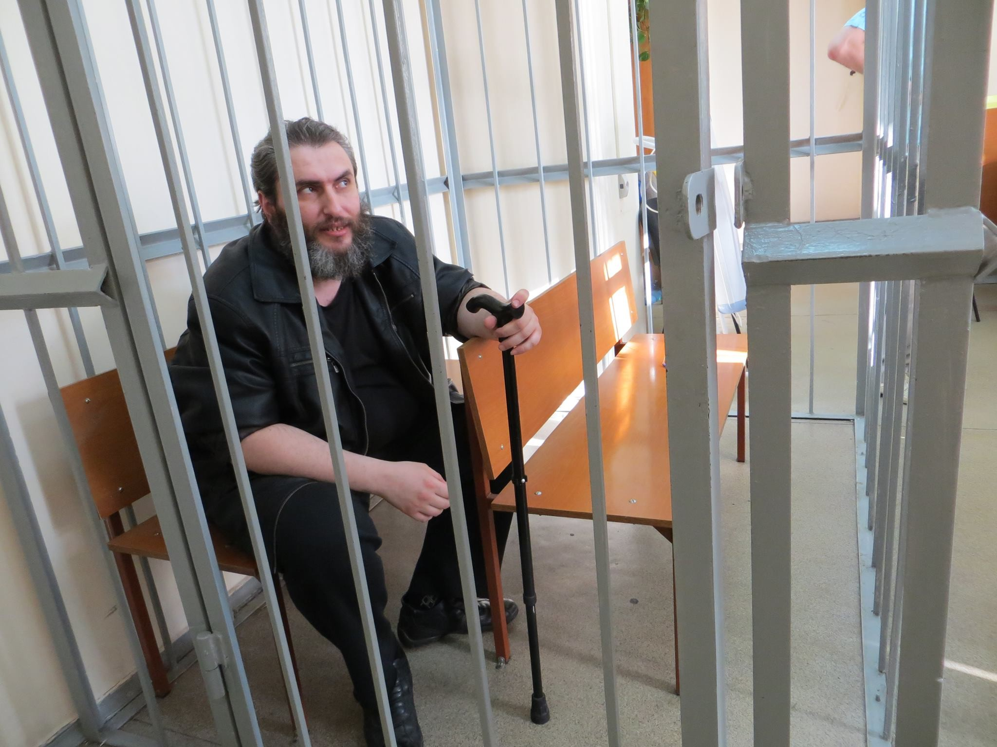 Борис Стомахин. Фото: © facebook.com/stomahin