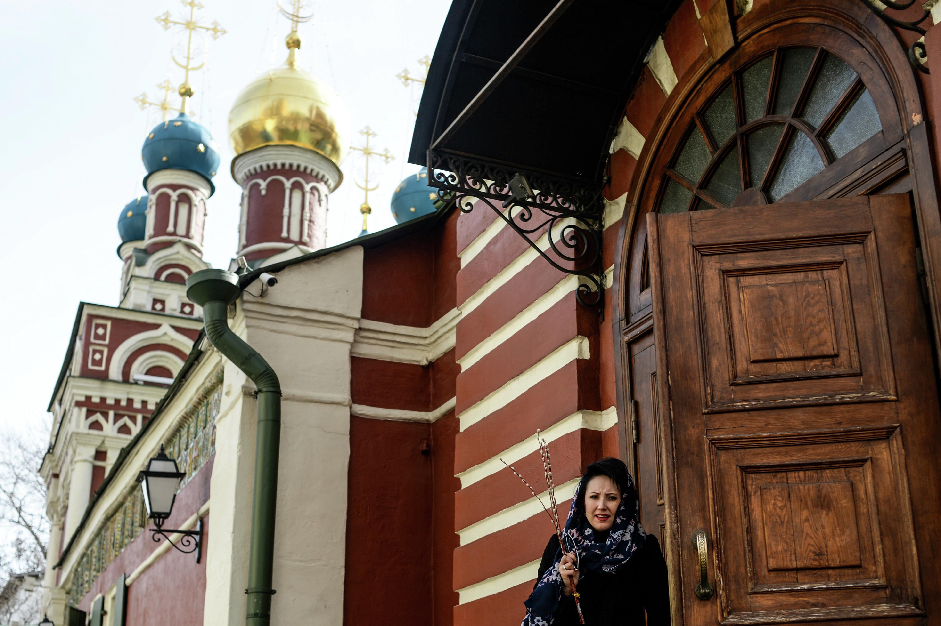 Фото © РИА Новости/Константин Чалабов