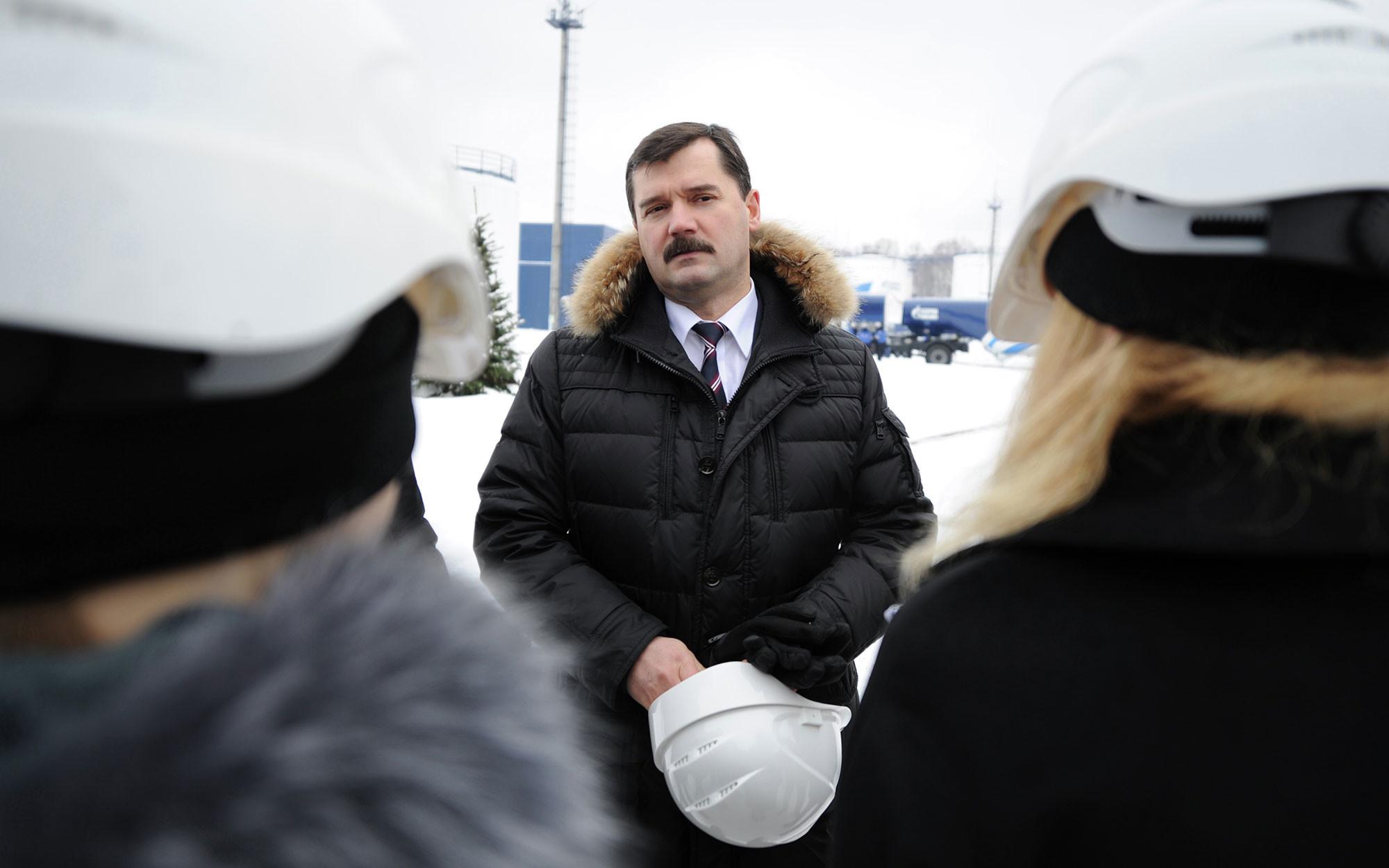 Глава Росавиации Александр Нерадько. Фото: © РИА Новости / Алексей Филиппов