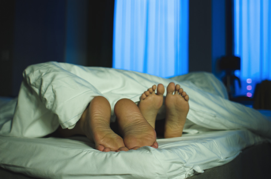 Приостановить оргазм