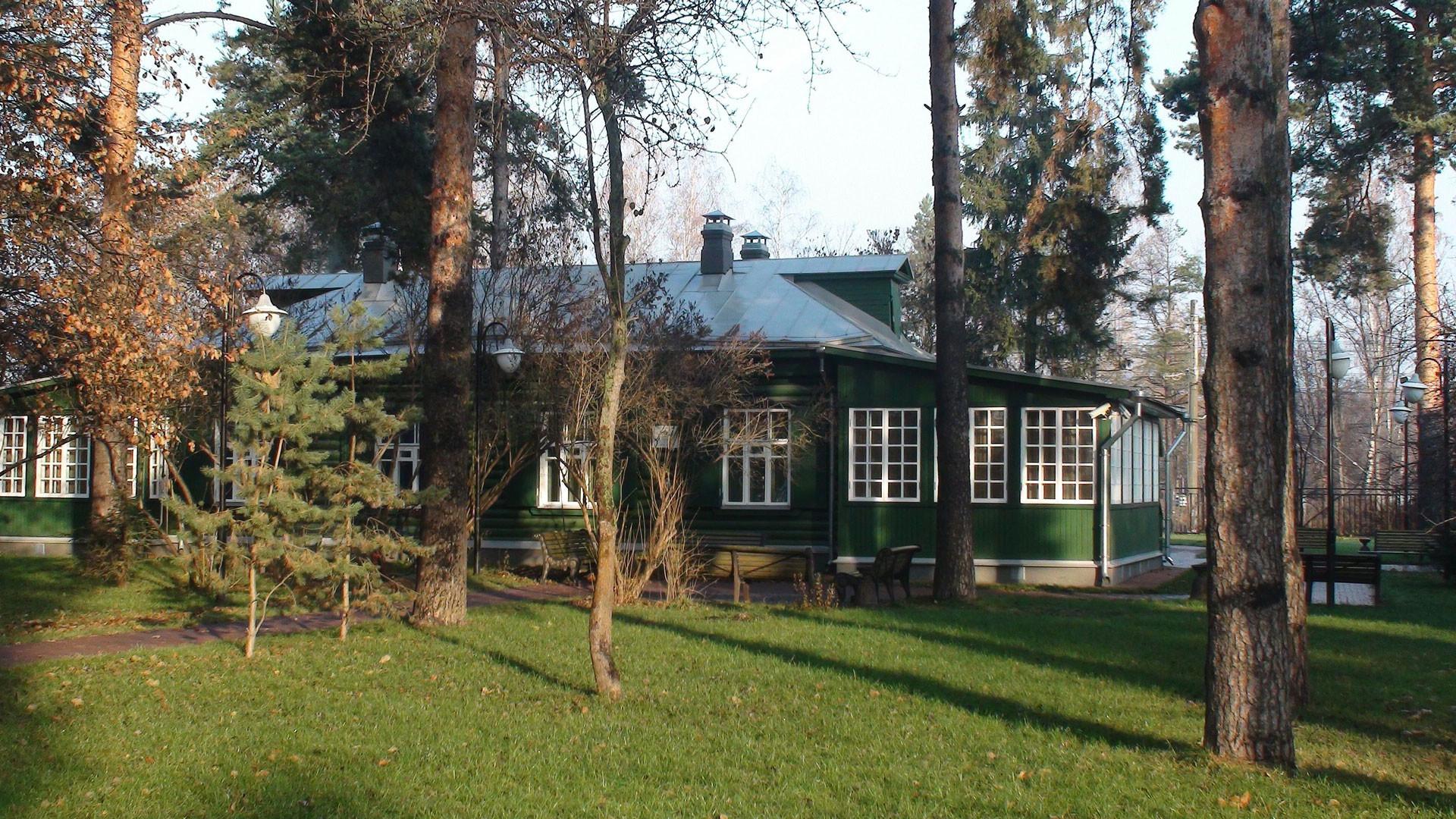 Дом-музей М. Цветаевой. Фото: © wikipedia.org/Qweasdqwe