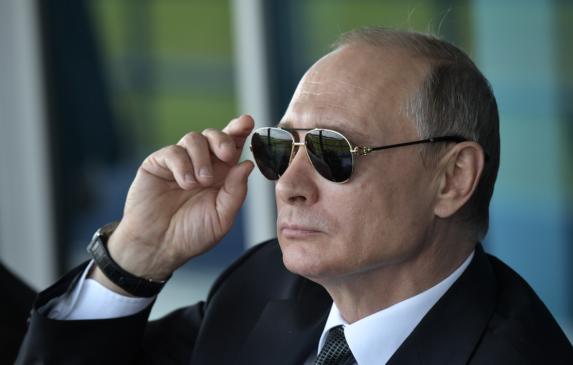 <p>Владимир Путин. Фото: &copy;РИА Новости/Алексей Никольский</p>