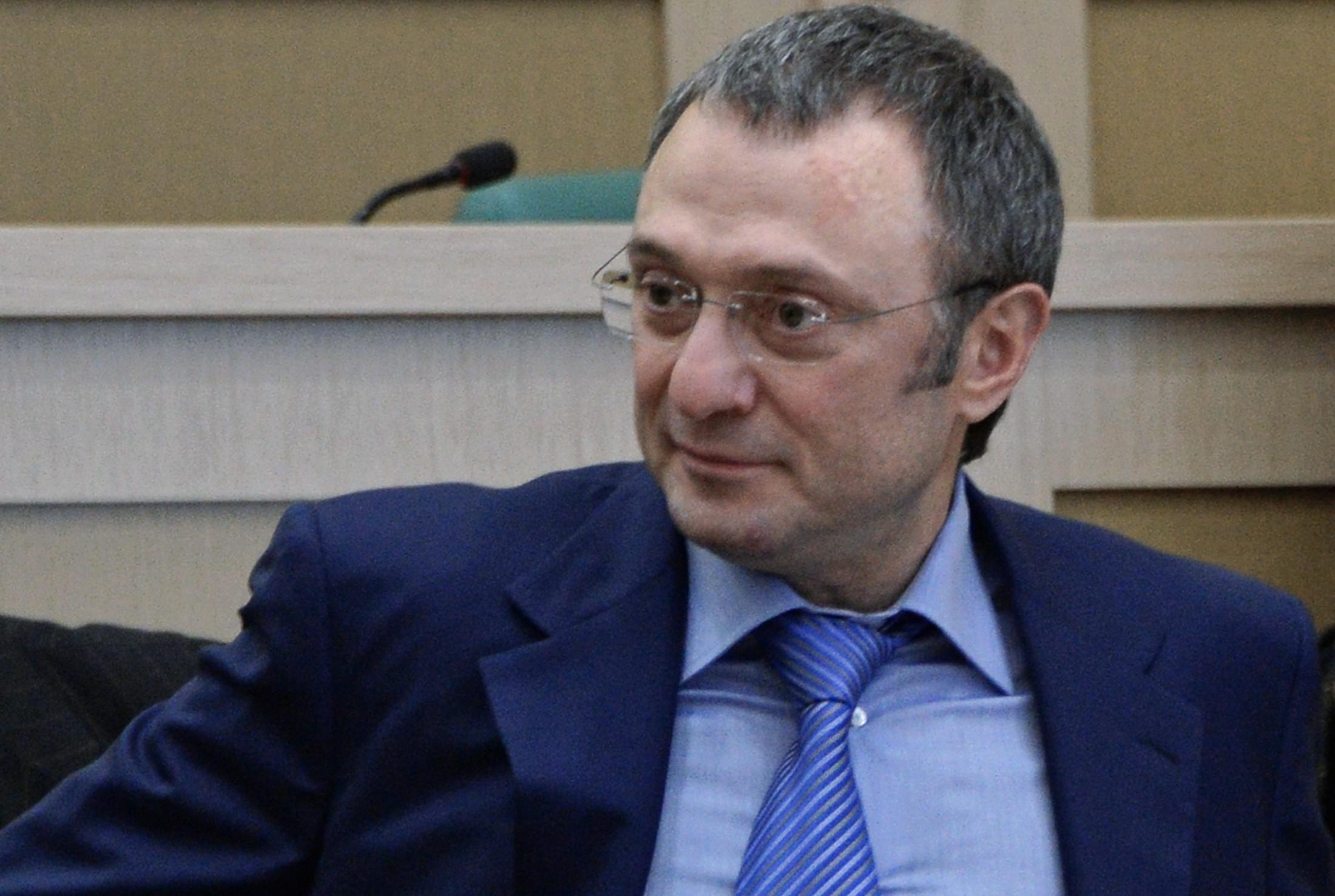<p>Сенатор Сулейман Керимов. Фото: &copy; РИА Новости/Владимир Федоренко</p>
