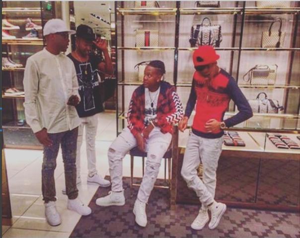 Фото © Instagram/chatungamugabe
