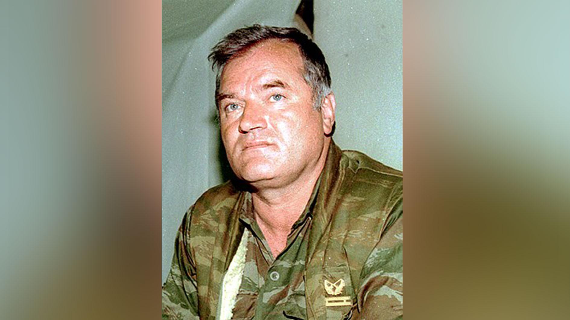 <p>Ратко Младич. Фото: &copy; wikipedia.org</p>