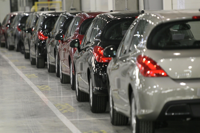 <p><span>На заводе PSA Peugeot Citroen и Mitsubishi Motors в Калужской области&nbsp;Фото: &copy; РИА Новости/Алексей Куденко</span></p>