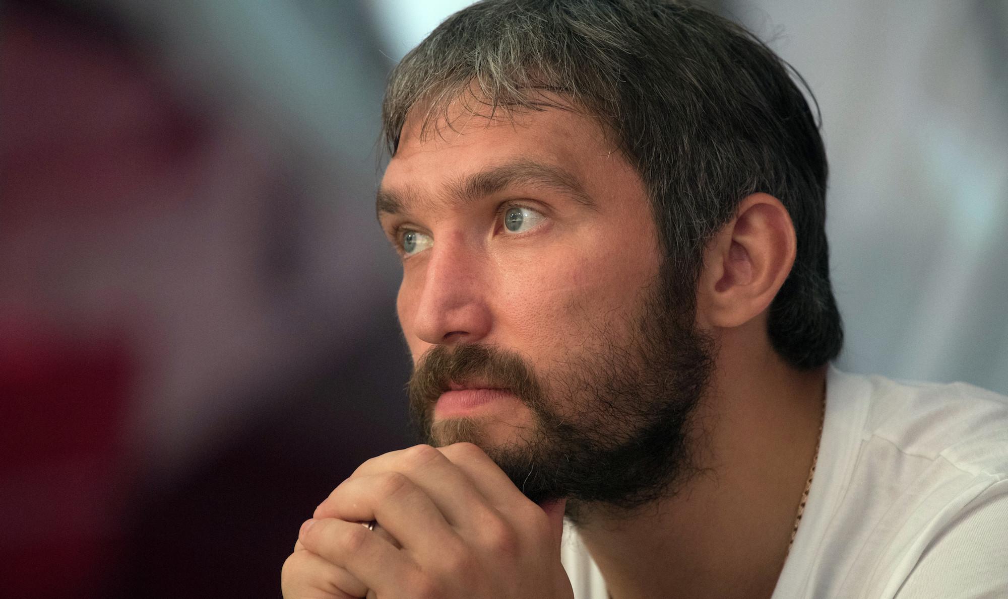 <p>Александр Овечкин. Фото: &copy; РИА Новости/Сергей Гунеев</p>