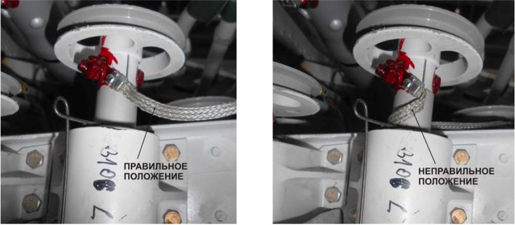 Проблемный трос. Фото: © Aircraft Industries