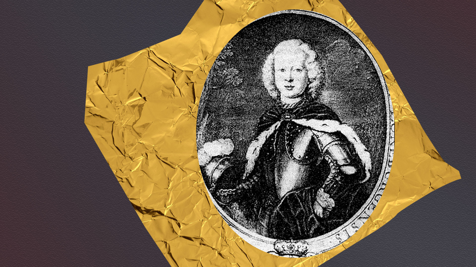 Антон Ульрих Брауншвейгский. Коллаж © L!FE. Фото: © wikipedia.org