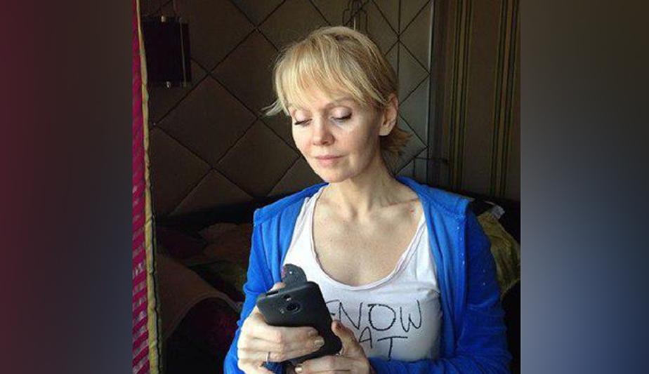 Валерия без грима и парика фото