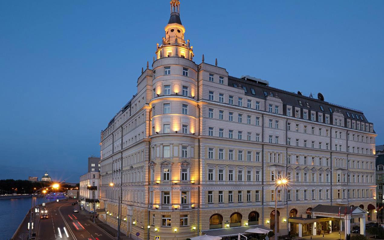 """Отель """"Балчуг Кемпински Москва"""". Фото: © Архив пресс-службы"""