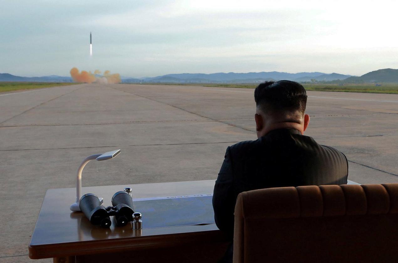 <p>Ким Чен Ын. Фото: &copy; KCNA via REUTERS</p>