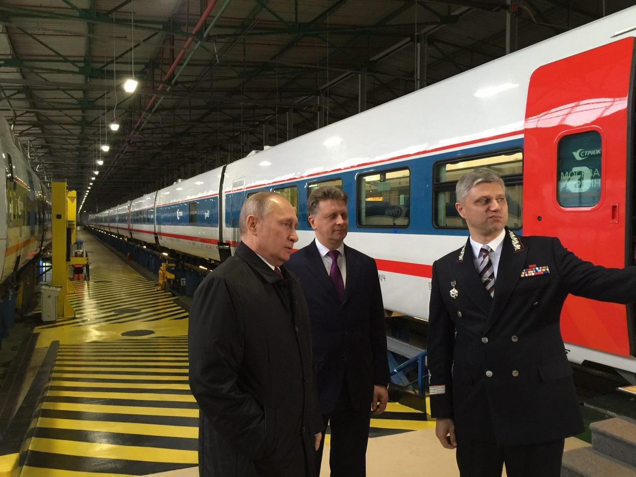 <p>Президент России Владимир Путин. Фото: &copy;L!FE</p>