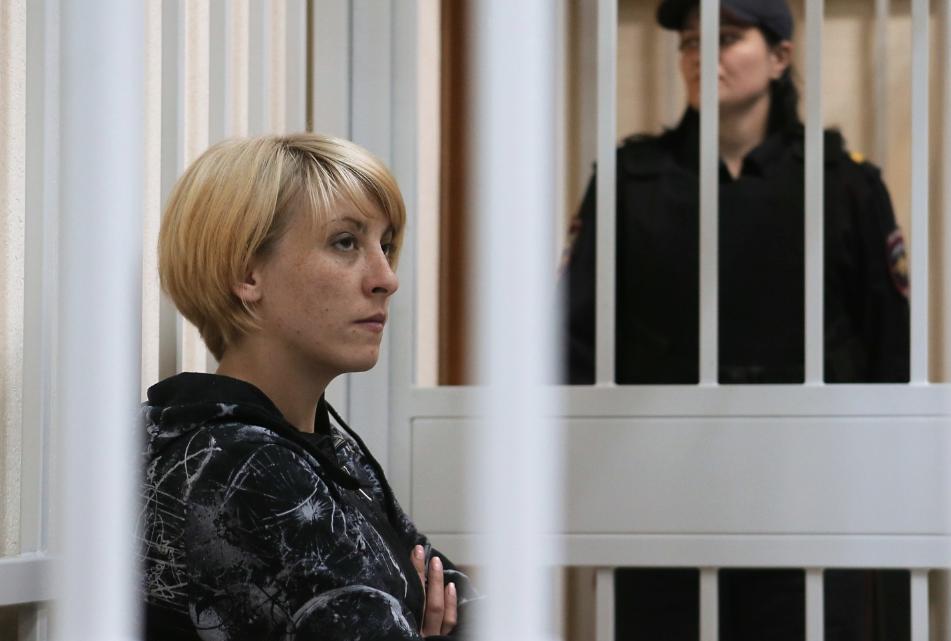 <p><span>Ольга Алисова. Фото: &copy;РИА Новости/Виталий Белоусов</span></p>