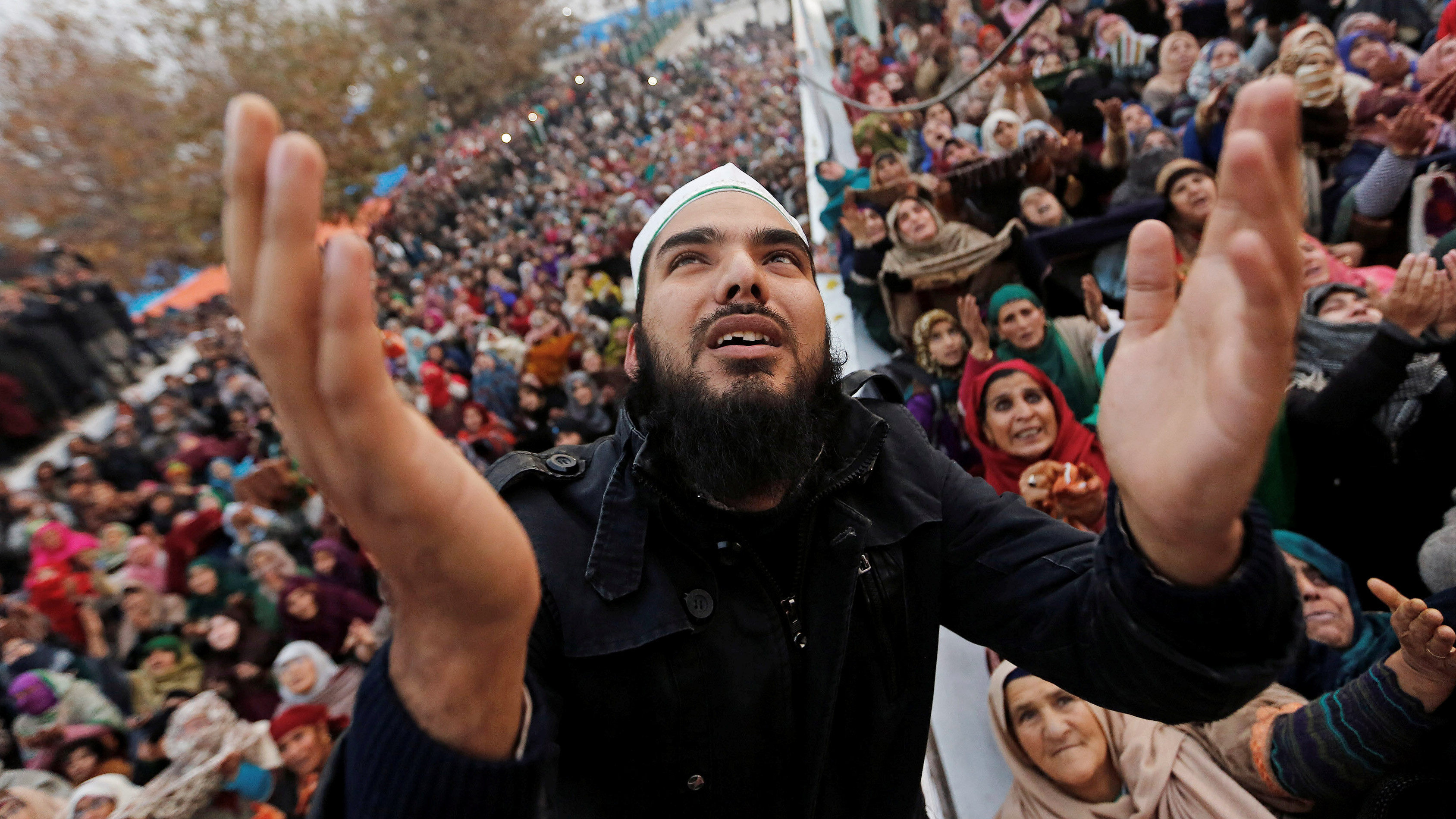 <p>Фото &copy; REUTERS/Danish Ismail</p>