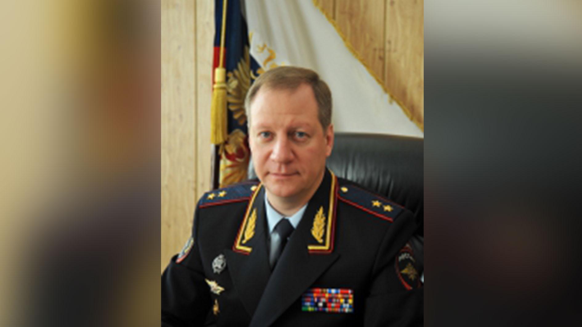 <p>Петр Гришин. Фото: &copy; мвд.рф</p>