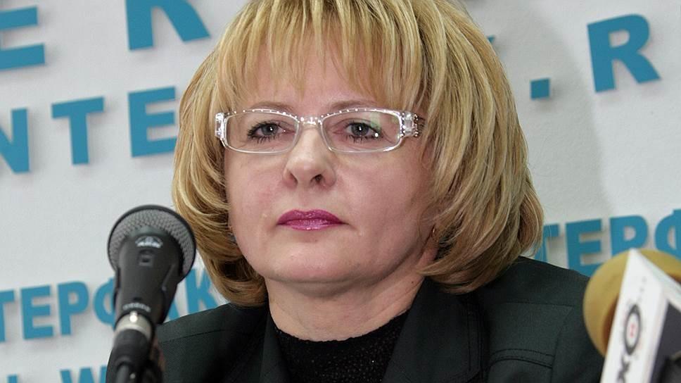 Экс-министр труда Ростовской области Елена Скидан. Фото: © Замполит