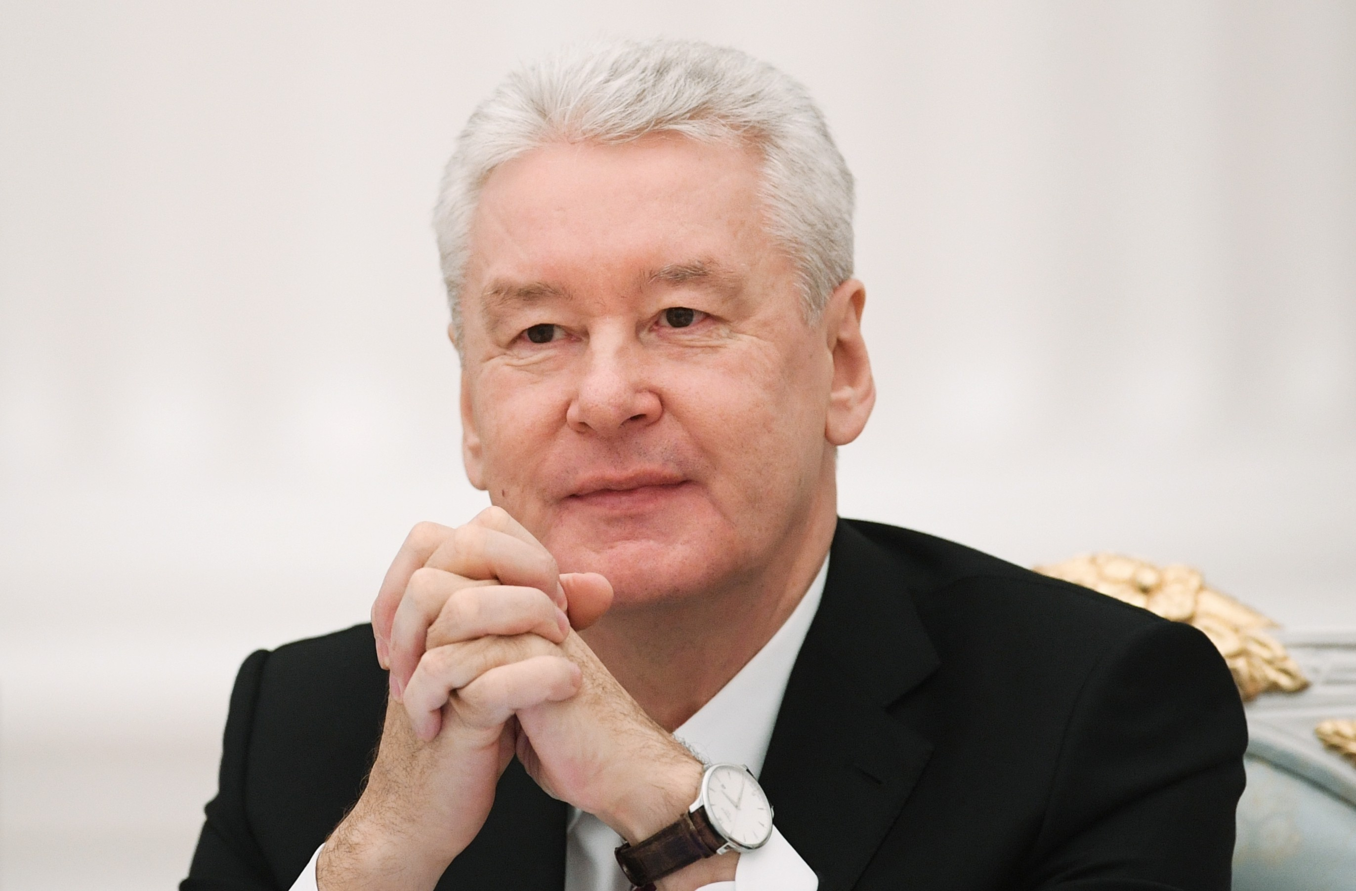 <p>Мэр Москвы Сергей Собянин. Фото: &copy; РИА Новости/Евгений Биятов</p>