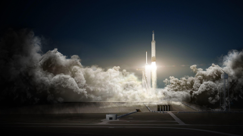 Falcon Heavy. Фото: © Wikipedia.org