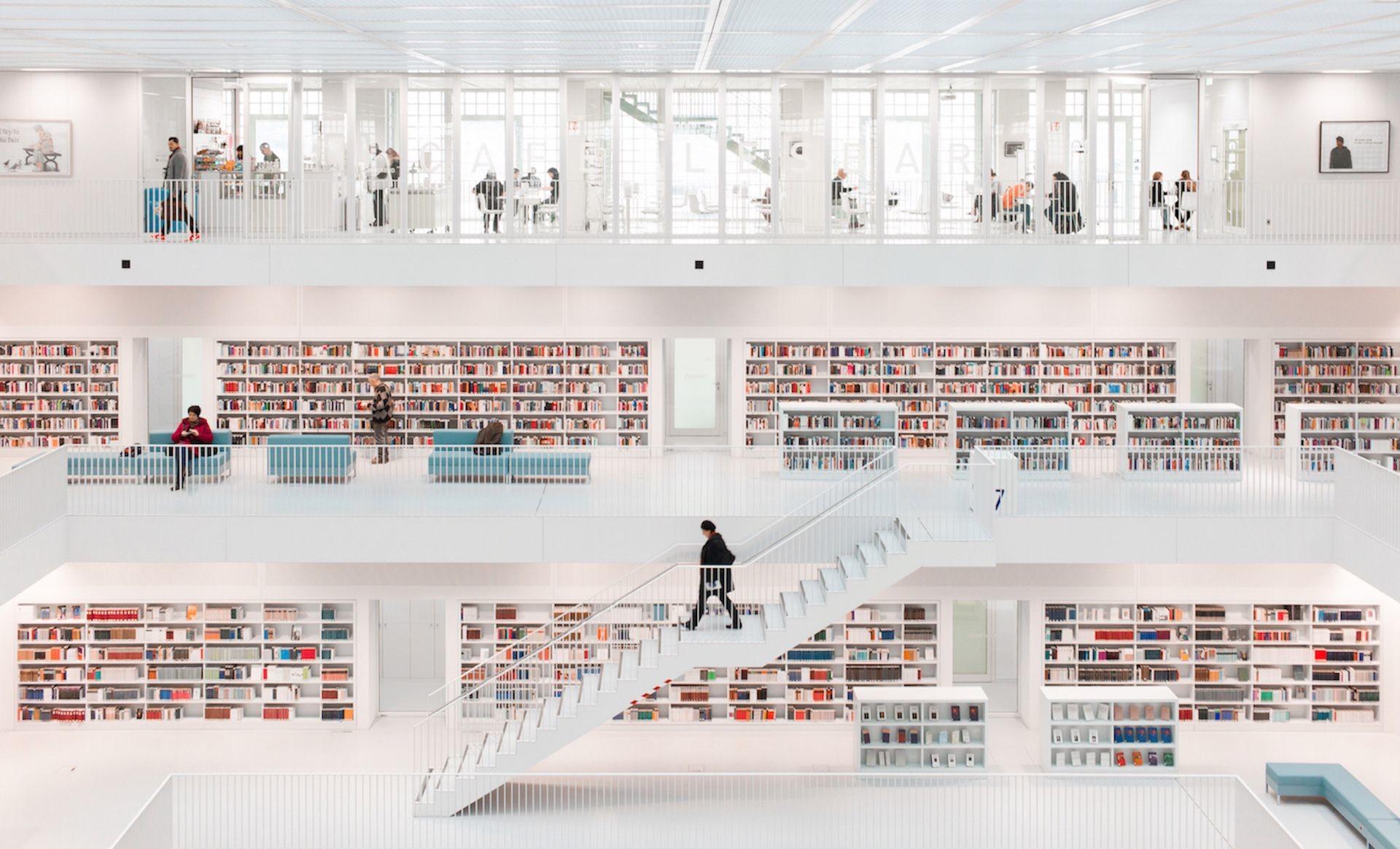 "Фото © Hans-Martin Doelz/""Book temple lll"""