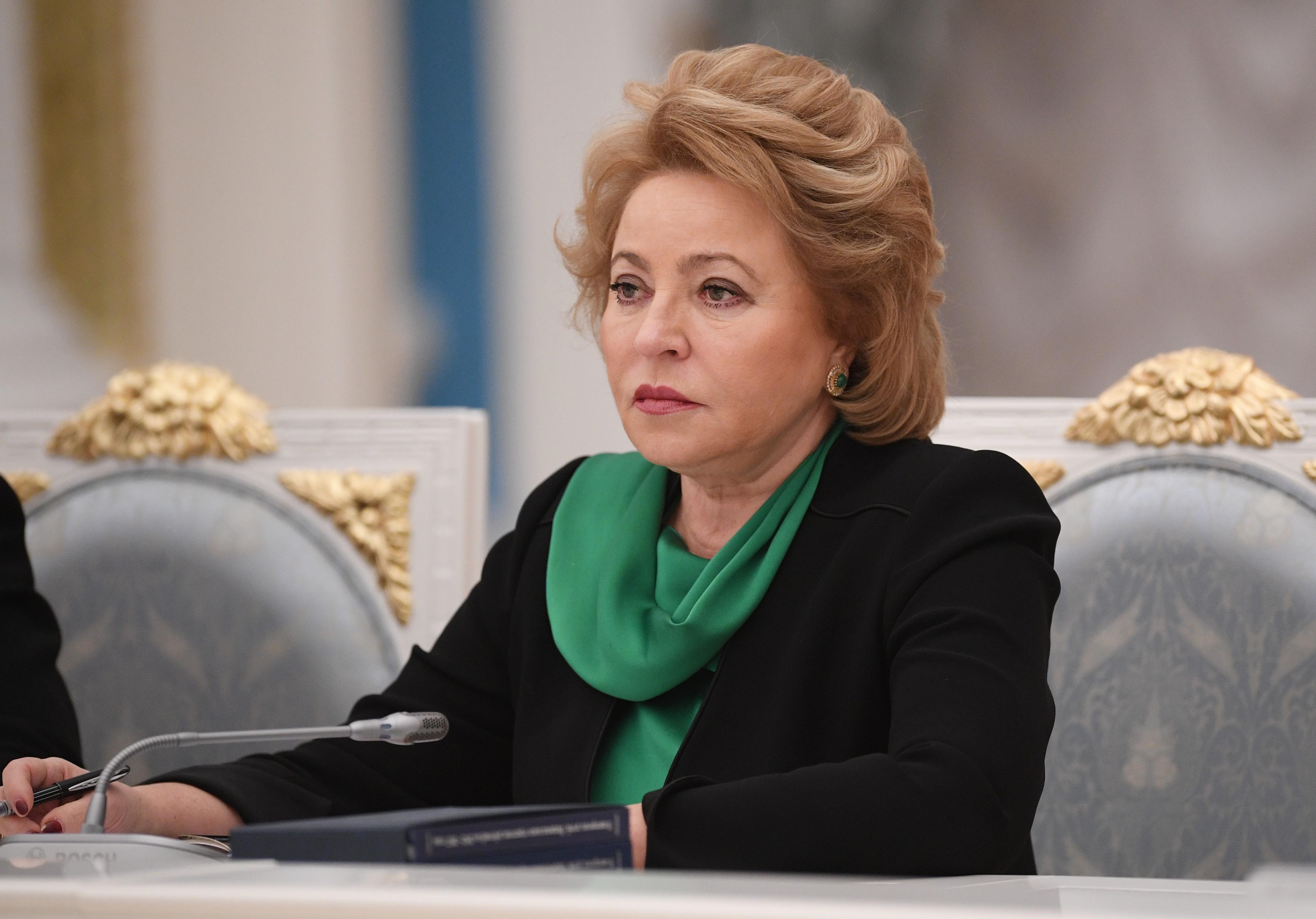 В России назревают большие изменения? Матвиенко резко «наехала» на олигархат…