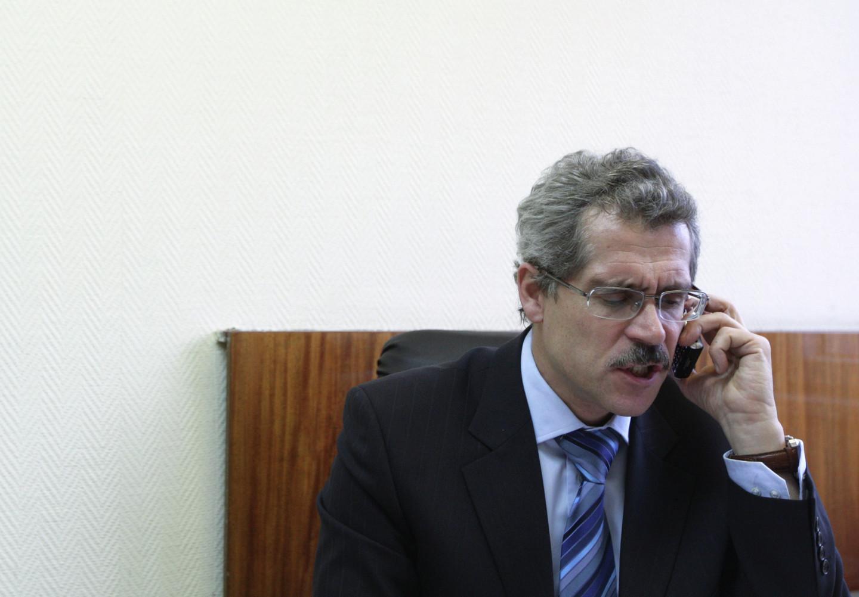 <p><span>Григорий Родченков. Фото: &copy;РИА Новости/Валерий Мельников</span></p>