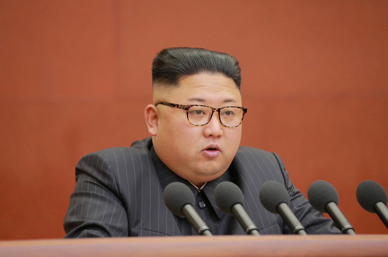 <p><span>Лидер КНДР Ким Чен Ын. Фото: &copy; REUTERS</span></p>