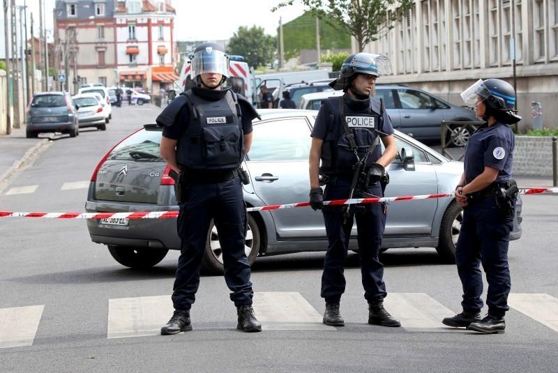 <p>Сотрудники полиции. Фото: &copy; REUTERS</p>