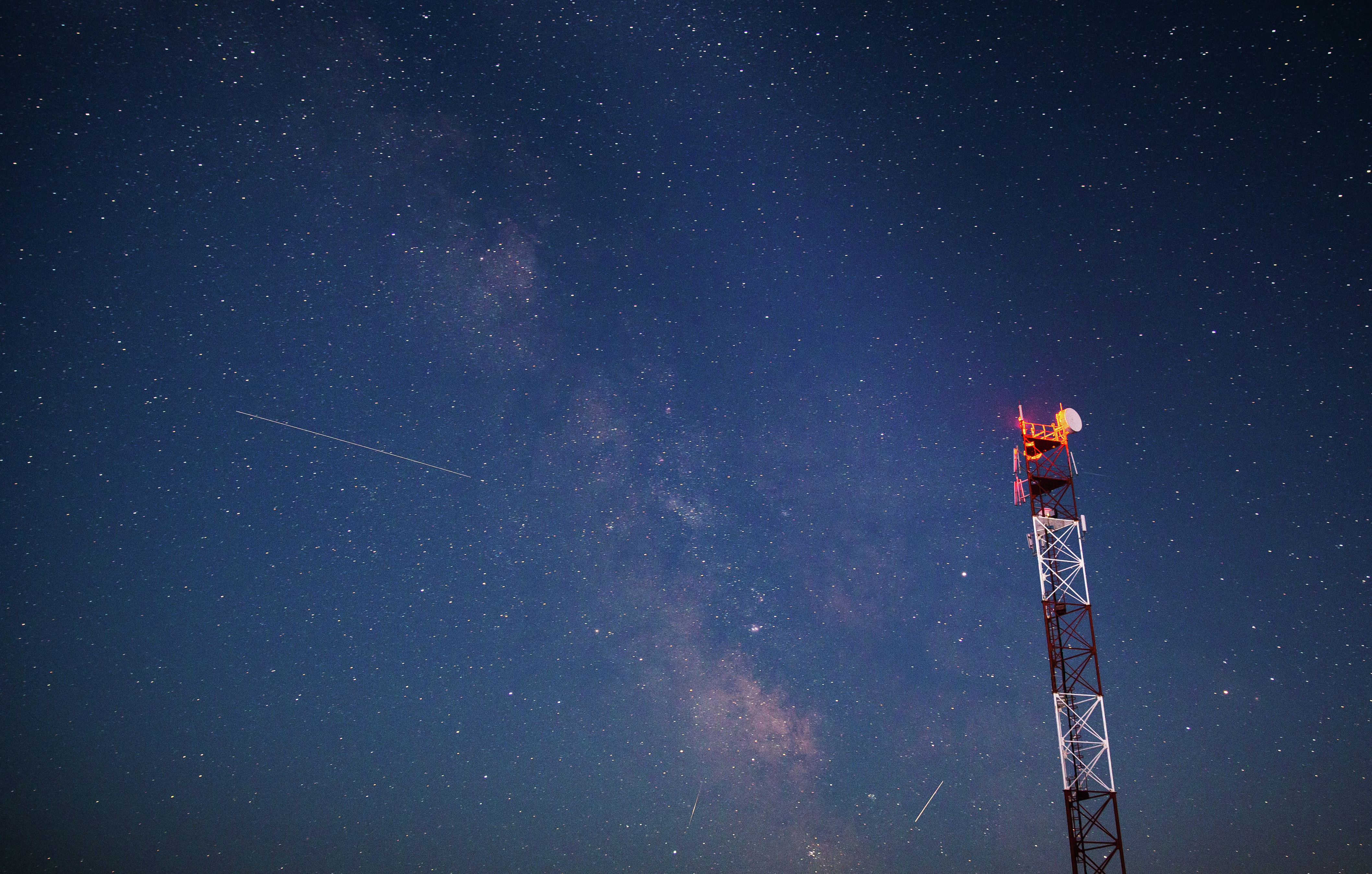 <p>Звездное небо в Краснодарском крае. Фото: &copy; РИА Новости</p>