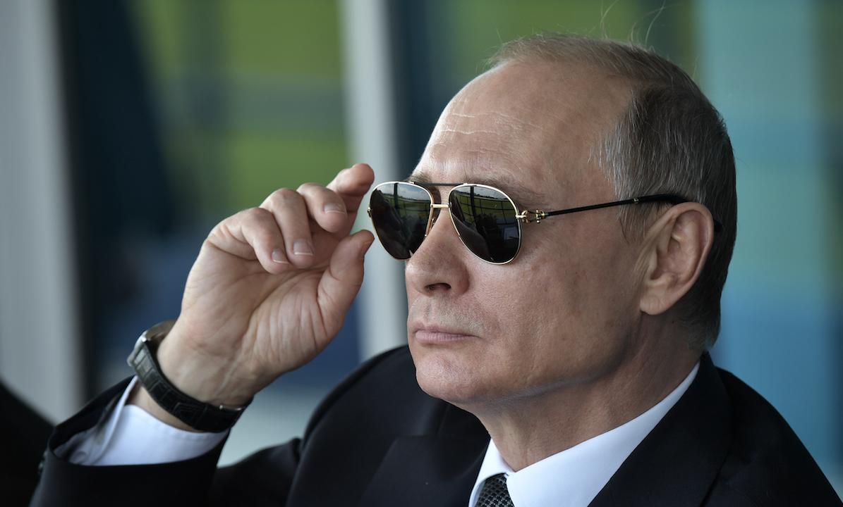 <p>Владимир Путин.&nbsp;Фото: &copy;РИА Новости/<span>Алексей Никольский</span></p>