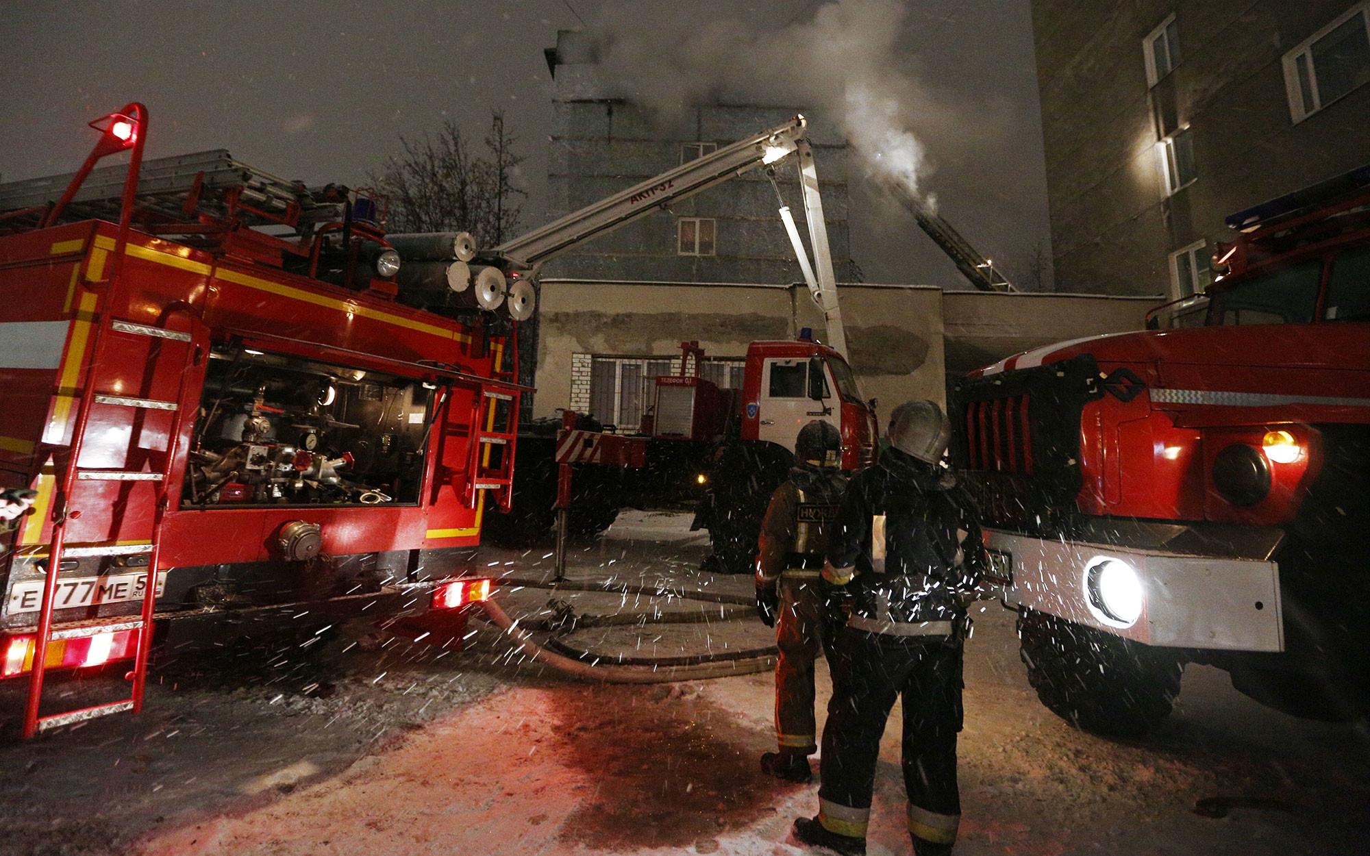 Трагедия в доме престарелых в огне погибли 23 человека хосписы и дома престарелых