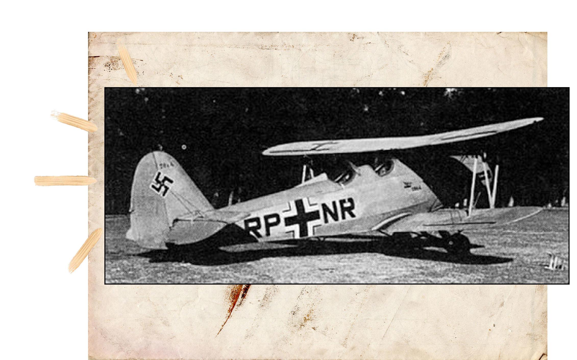 С 1942 года немцы попробовали скопировать тактику У-2, но крыло их бипланов Go-145 было в 1,5 раза меньше, отчего они не могли работать ночью так же уверено, да и бомб брали не больше 100 килограммов. Фото: © Wikipedia.org