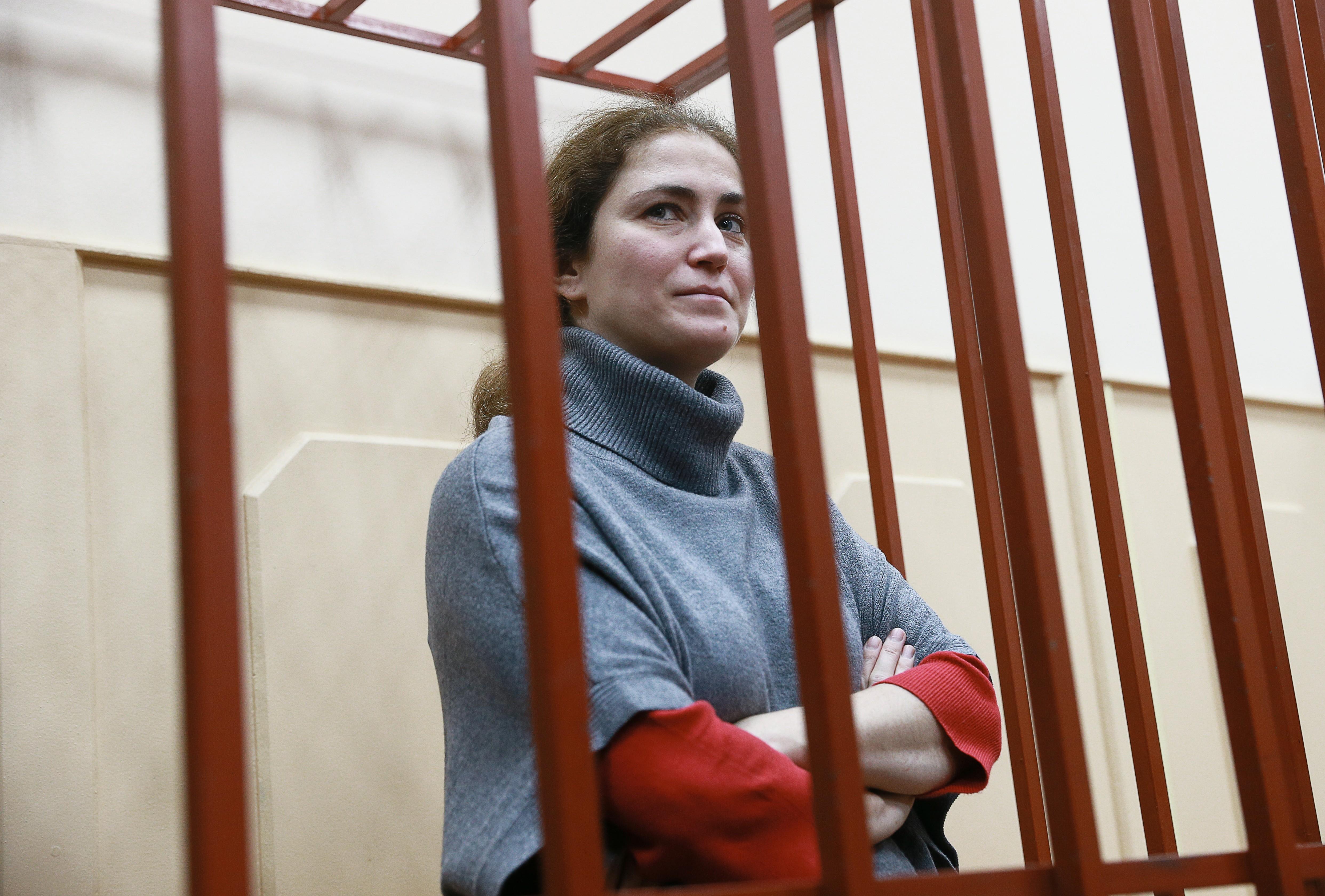 <p>Софья Апфельбаум. Фото: &copy;РИА Новости/Антон Денисов</p>
