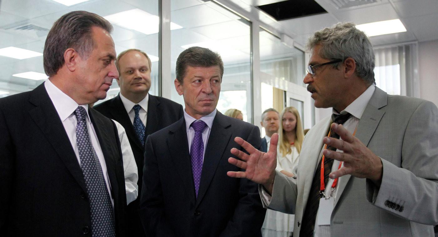 Фото: ©РИА Новости/Михаил Сербин