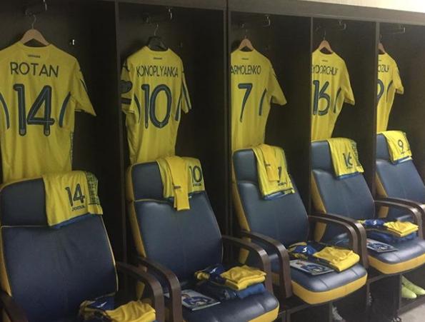 """<p>Фото:&nbsp;<span>&copy;</span> <a href=""""https://www.instagram.com/p/BYi6M-YH6tA/?taken-by=ffukraine"""">Федерация футбола Украины</a></p>"""