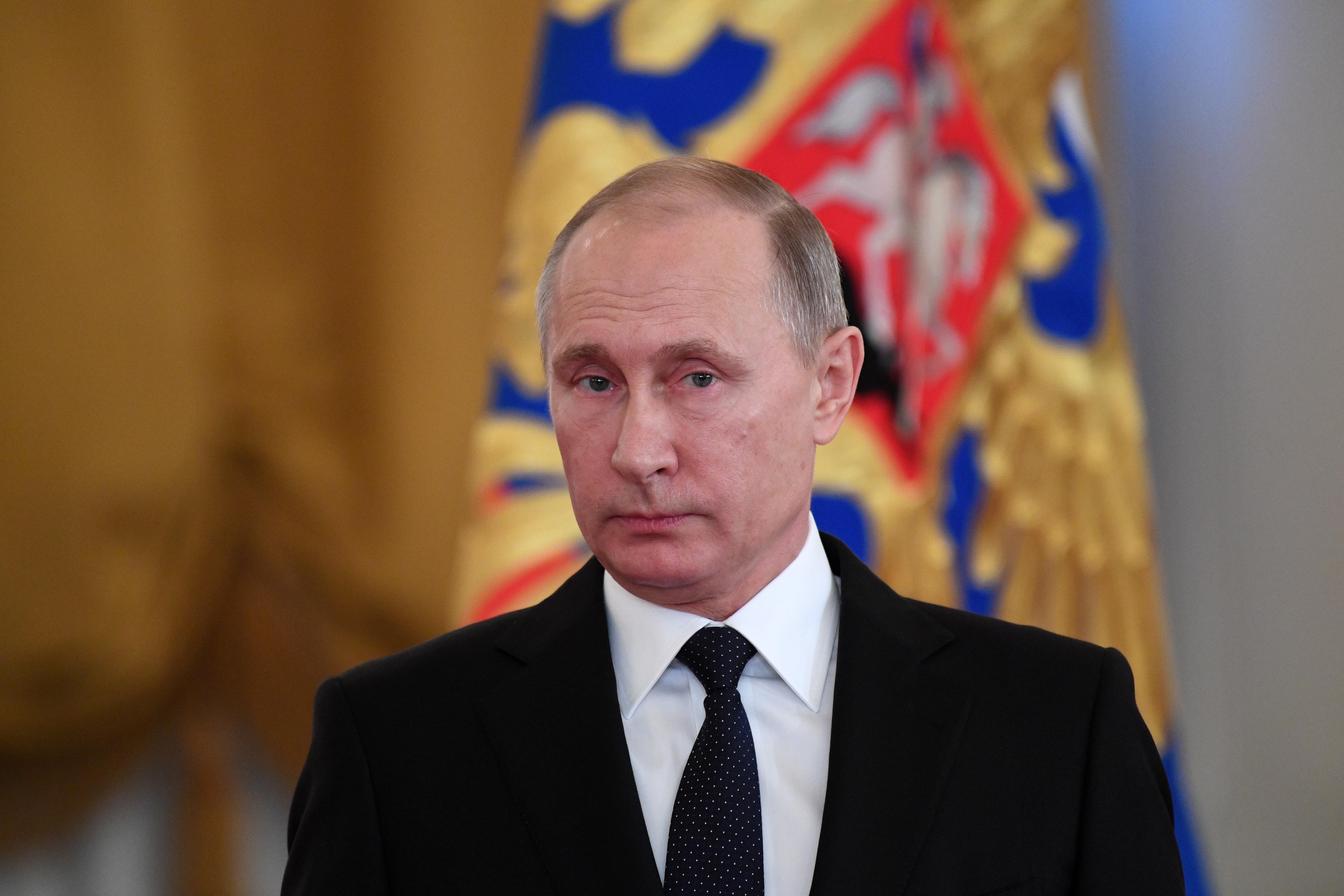 <p>Владимир Путин. Фото: &copy;РИА Новости/Григорий Сысоев</p>