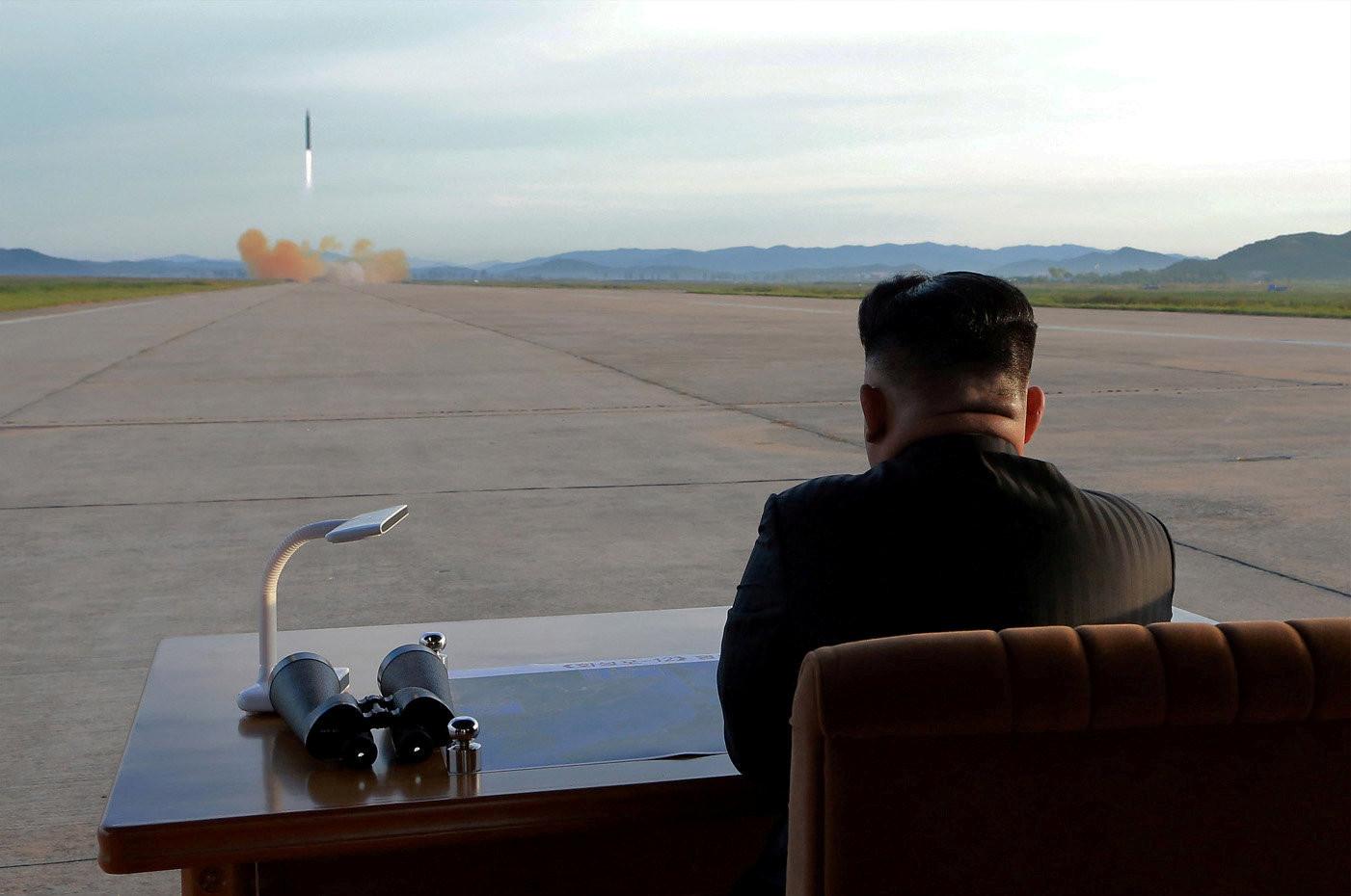 <p><span>Лидер Северной Кореи Ким Чен. Фото: &copy; REUTERS</span></p>
