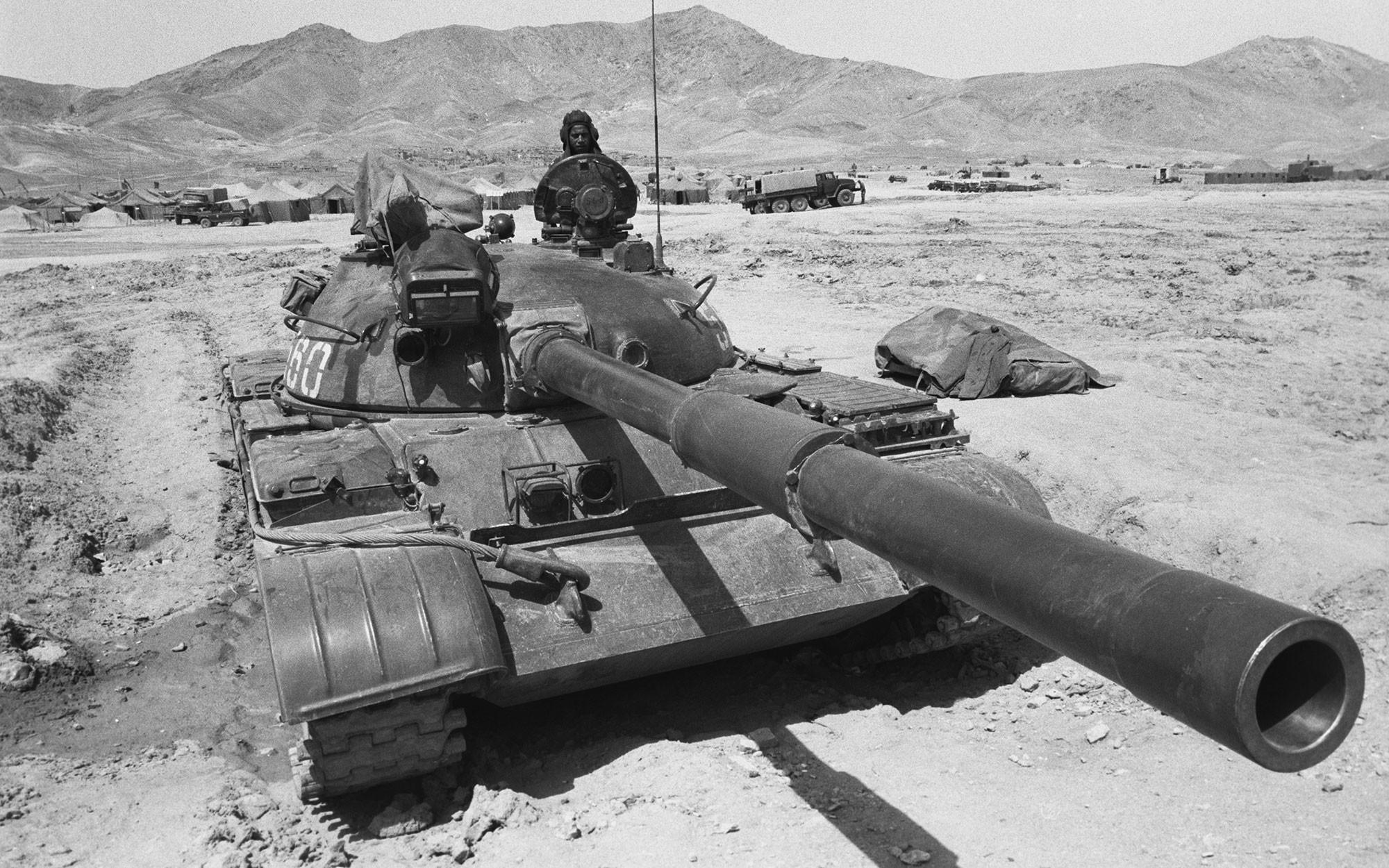 Советские войска в горах Афганистана. Фото: © РИА Новости / Владимир Вяткин