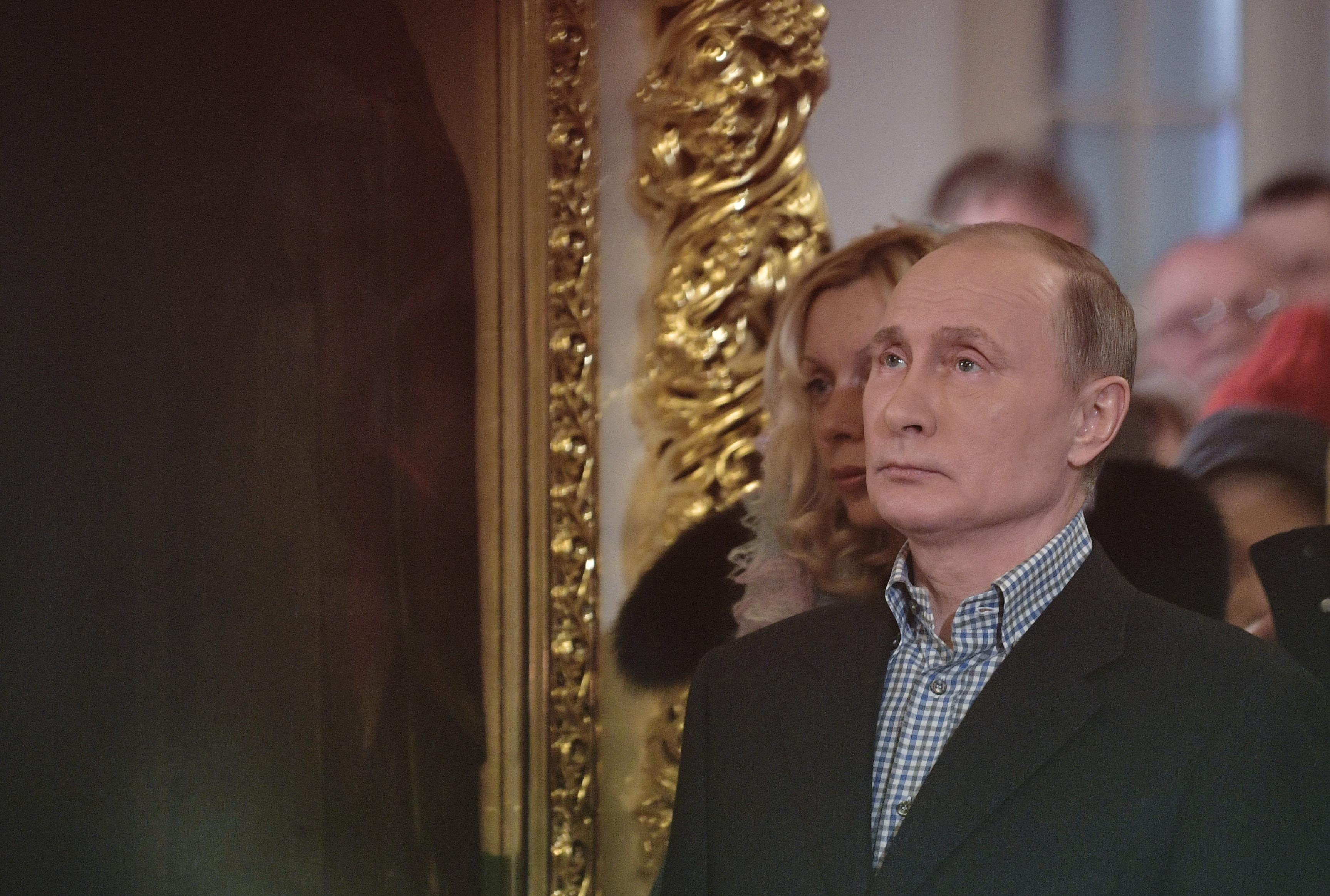 <p>Президент РФ Владимир Путин. Фото: &copy;РИА Новости/Алексей Никольский</p>