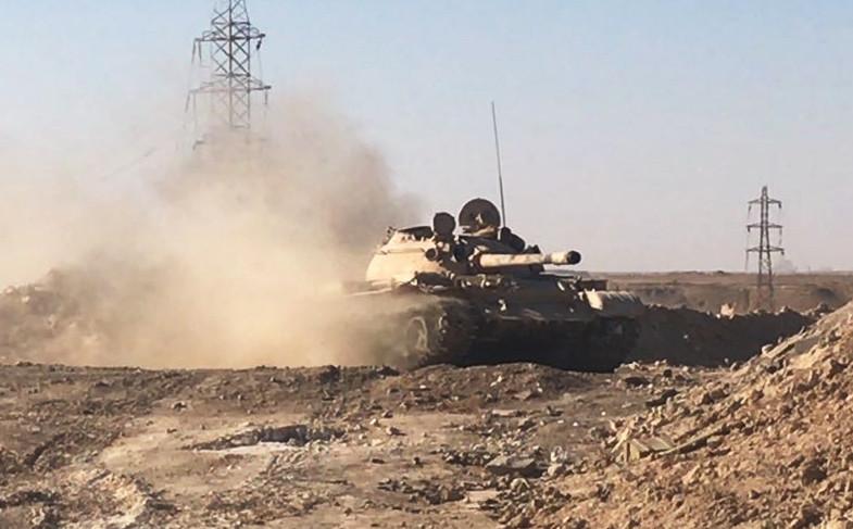 <p>Военная техника сирийской армии. Фото: &copy; РИА Новости/Михаил Алаеддин</p>