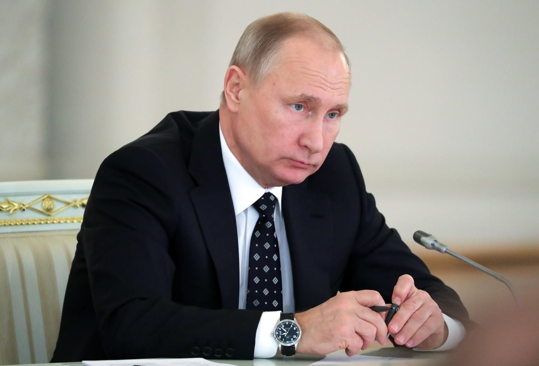 <p><span>Владимир Путин. Фото: &copy; РИА Новости/Михаил Климентьев</span></p>