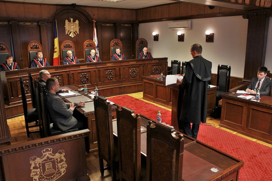 Фото © Constitutional Court of the Republic of Moldova