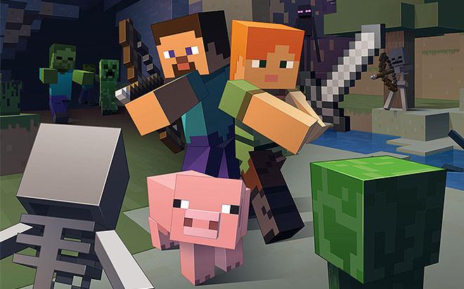 <p>Фото: &copy;&nbsp;Minecraft</p>