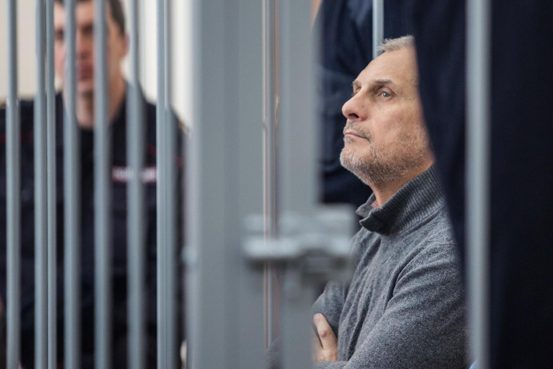 <p><span>Александр Хорошавин в суде. Фото: &copy; РИА Новости/Кирилл Ясько</span></p>