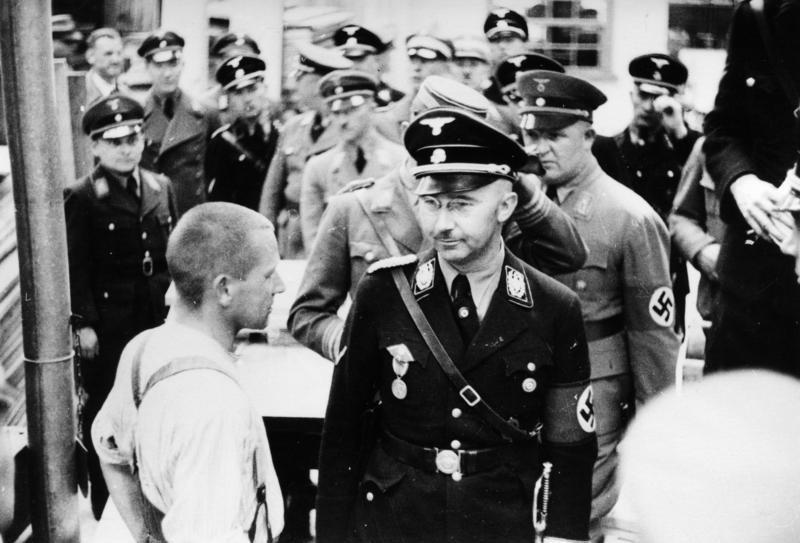 Генрих Гиммлер. Фото: © wikipedia.org