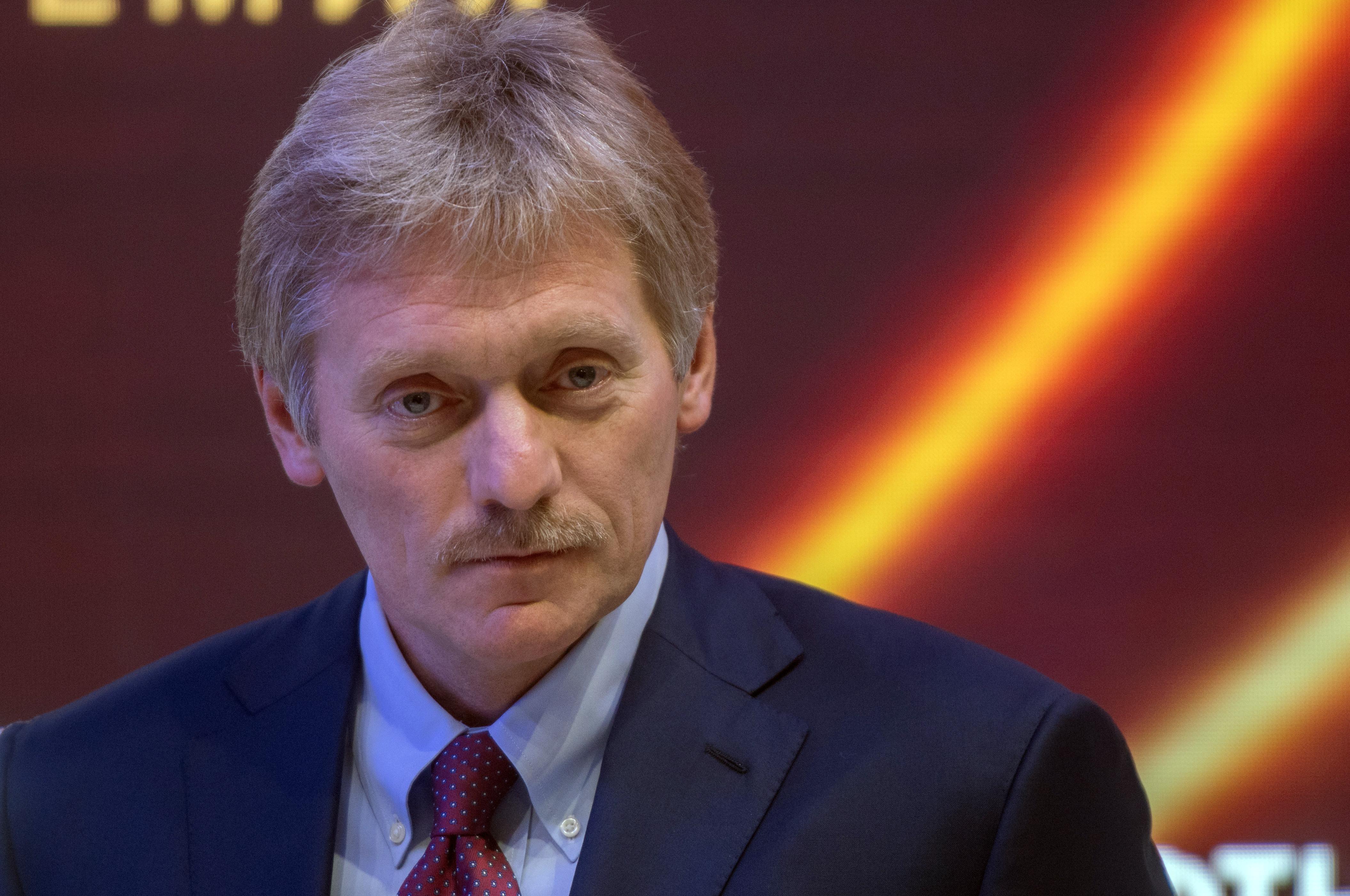 <p>Дмитрий Песков. Фото &copy; РИА Новости/Сергей Гунеев</p>