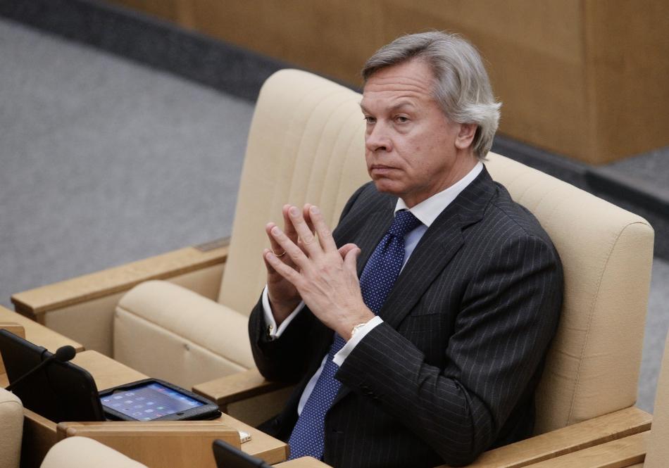 <p><span>Алексей Пушков. Фото: &copy; РИА Новости/Владимир Федоренко</span></p>